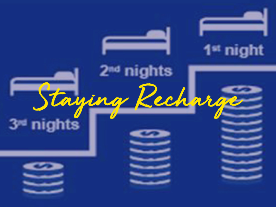 Staying Recharge