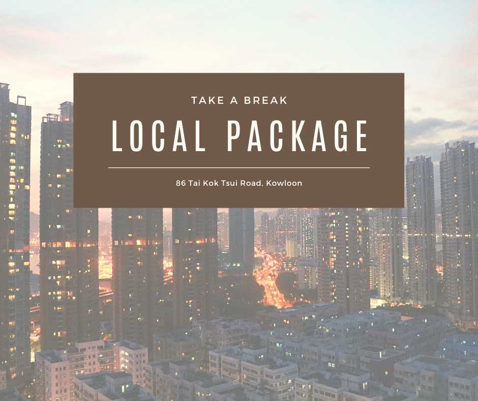 "Local Package( Valid for HKTB""Staycation Delights""programme )"